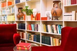 Bibliothek des Berliner Lehr- und Forschungsinstitutes