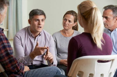 Initiierung einer Gruppenpsychotherapiegruppe